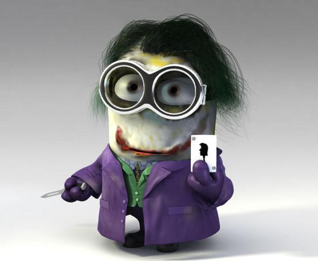 52 Koleksi Gambar Kartun Joker Lucu Terbaik