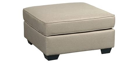 ashley calicho collection oversized accent ottoman sweet