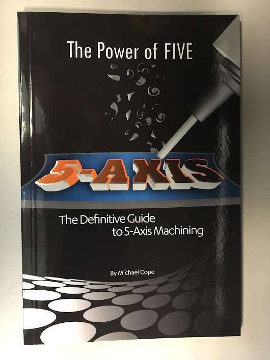 NEW 5-Axis Book Release