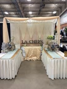 Bridal show booth   Trade show decorations   Pinterest