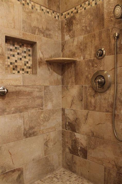 beige mosaic bathroom tiles ideas  pictures