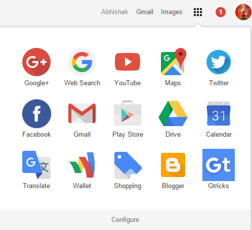 Add Custom Shortcuts on Chrome's App Launcher
