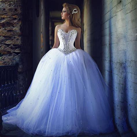 Ball Gown Wedding Dress, Tulle Wedding Dress, Puffy