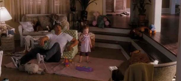 Josh Duhamel and baby