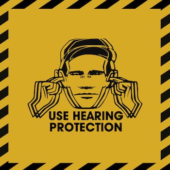 Use Hearing Protection FAC 1-50 / 40 exhibition