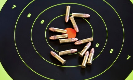 $29 for a One-Day Shooting-Range Package at The Range at Ballantyne ($234.50 Value)