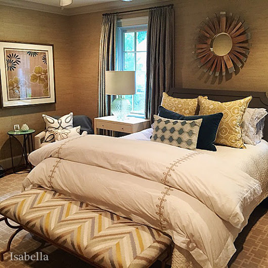 Charlotte Designer / Fine Linen Boutique Creates The Bed Of Your Dreams – A Luxurious Reward At Day's End