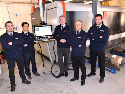 Cutting Edge Technology investment for Grenville Engineering - Grenville