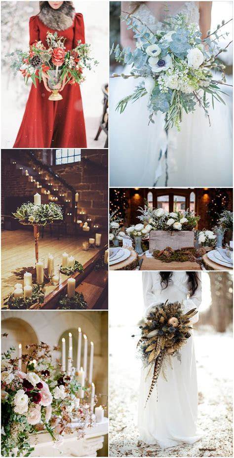 Ideas and Inspiration for your Winter Wedding, decoration