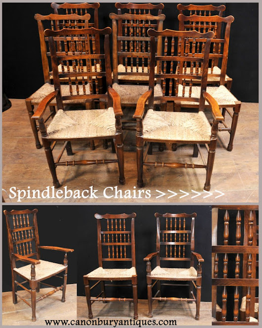 Canonbury - Spindle Back Chairs