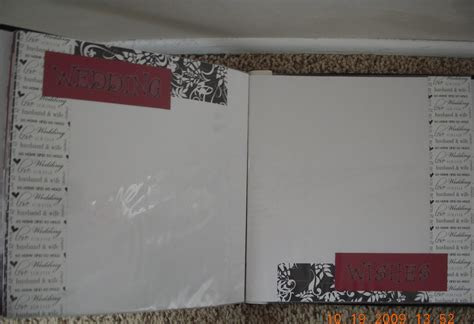 scrappy gifts wedding scrapbooks  guest books