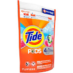 Tide PODS Laundry Detergent Pacs with Downy April Fresh - 32ct