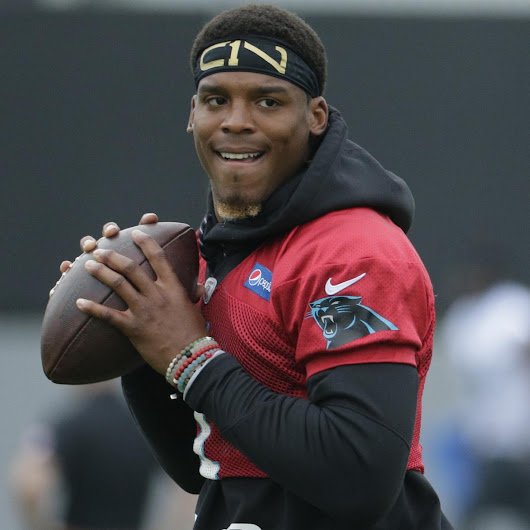 Cam Newton Ahead of Schedule in Recovery from Shoulder Surgery, Says Ron Rivera