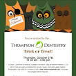 Trick or Treat at Thompson Dentistry