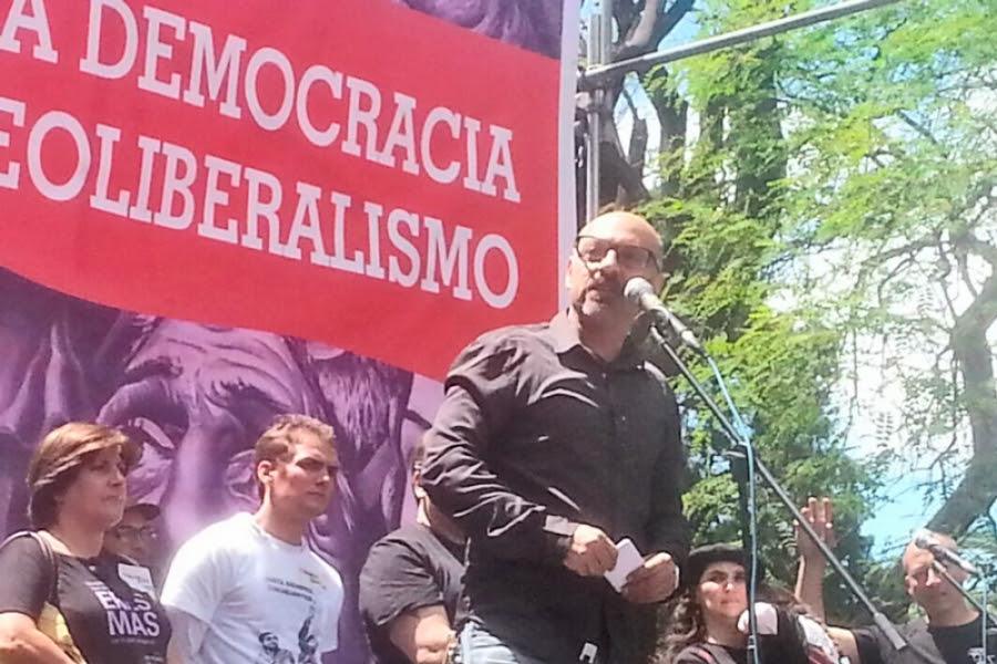 En Montevideo el Continente social le dijo no al neoliberalismo