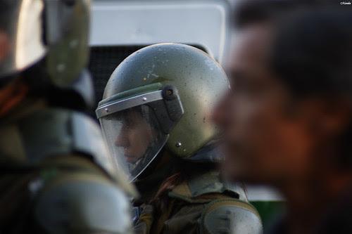 Manifestación de apoyo a los Ayseninos 2 by Alejandro Bonilla