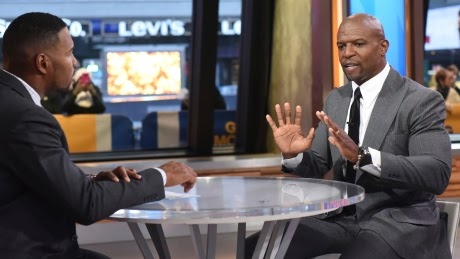 Terry Crews compares alleged sexual assault to being a POW - Terry Crews named his alleged attacker ...