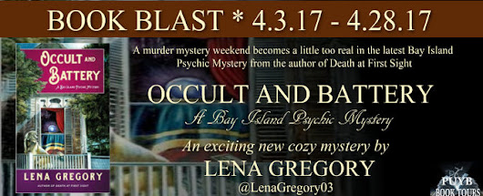 📚 Pump Up Your Book Presents Occult and Battery Book Blast & Giveaway! | Pump Up Your Book! :: Virtual Book Publicity Tours