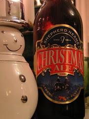 Week 18-52 Beers, Shepherd Neame, Christmas Ale 2008, England