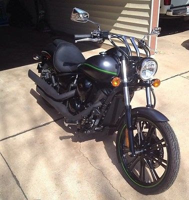 Kawasaki Vulcan 900 Custom Motorcycles For Sale