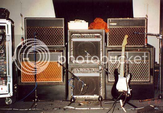 Edge Guitar Rig