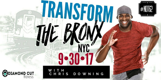 Transform the Bronx: A Motivational Fitness Experience