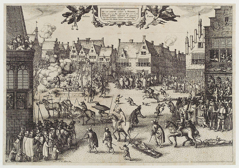 File:The execution of Guy Fawkes' (Guy Fawkes) by Claes (Nicolaes) Jansz Visscher.jpg