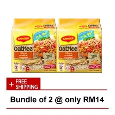 MAGGI Oat Mee Mi Goreng Curry 4x76g Buy 2 @ RM14