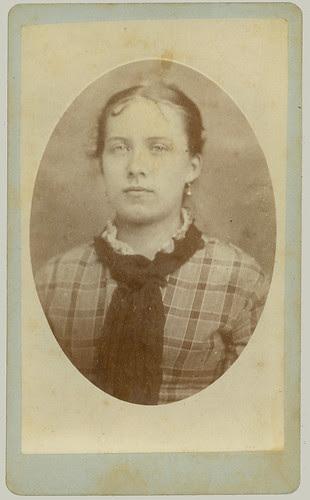 CDV Oval Portrait