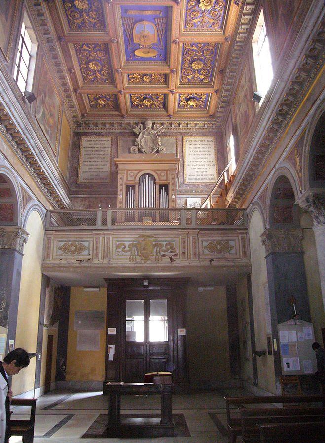 File:Ripa - s Nicola in Carcere organo 1120365.JPG