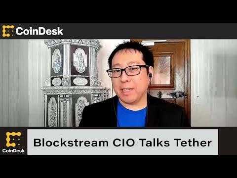 Blockstream CIO on Tether, Stablecoins, Liquid Network | Blockchained.news Crypto News LIVE Media