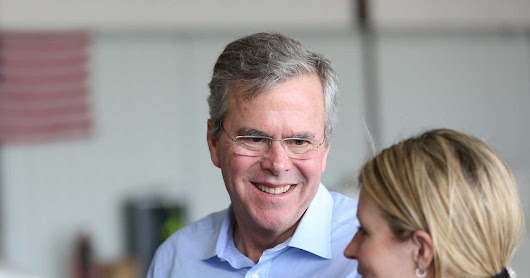 Jeb Bush's New Campaign Hashtag Is Backfiring Big-Time