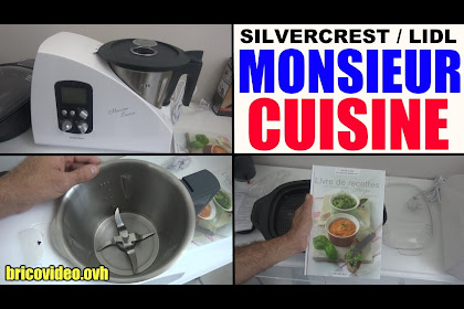 Monsieur Cuisine Plus Silvercrest Avis 2017