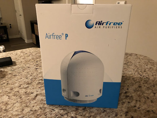 AirFree's Air Purifier Doesn't Need Filters to Get Rid of Your Homes Microorganisms