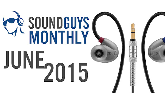 Sound Guys Monthly - UE BOOM International Giveaway