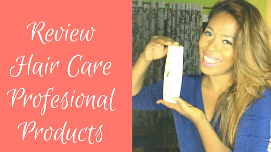 REVIEW HAIR CARE PROFESSIONAL PRODUCTS