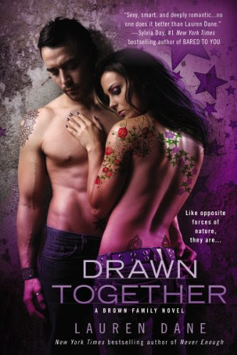 Drawn Together (A Brown Family Novel) by Lauren Dane