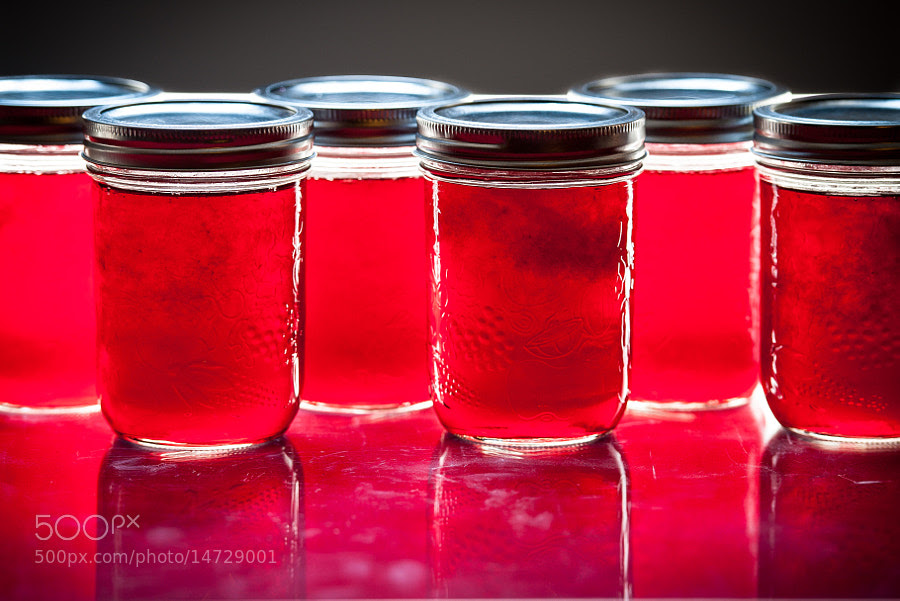 Crab Apple Jelly by Jay Scott (jayscottphotography) on 500px.com