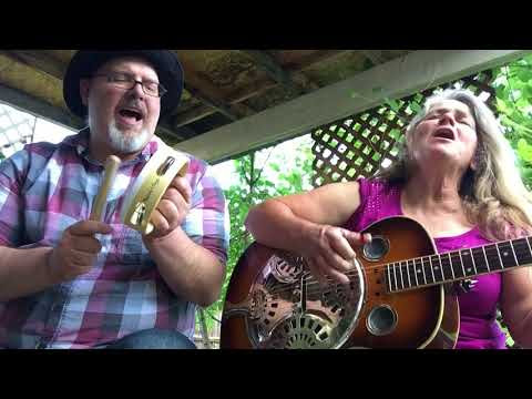 "Karen & Dave cover ""Born on the Bayou"""