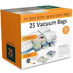 Everyday Home 83-79 Vacuum Storage Bags
