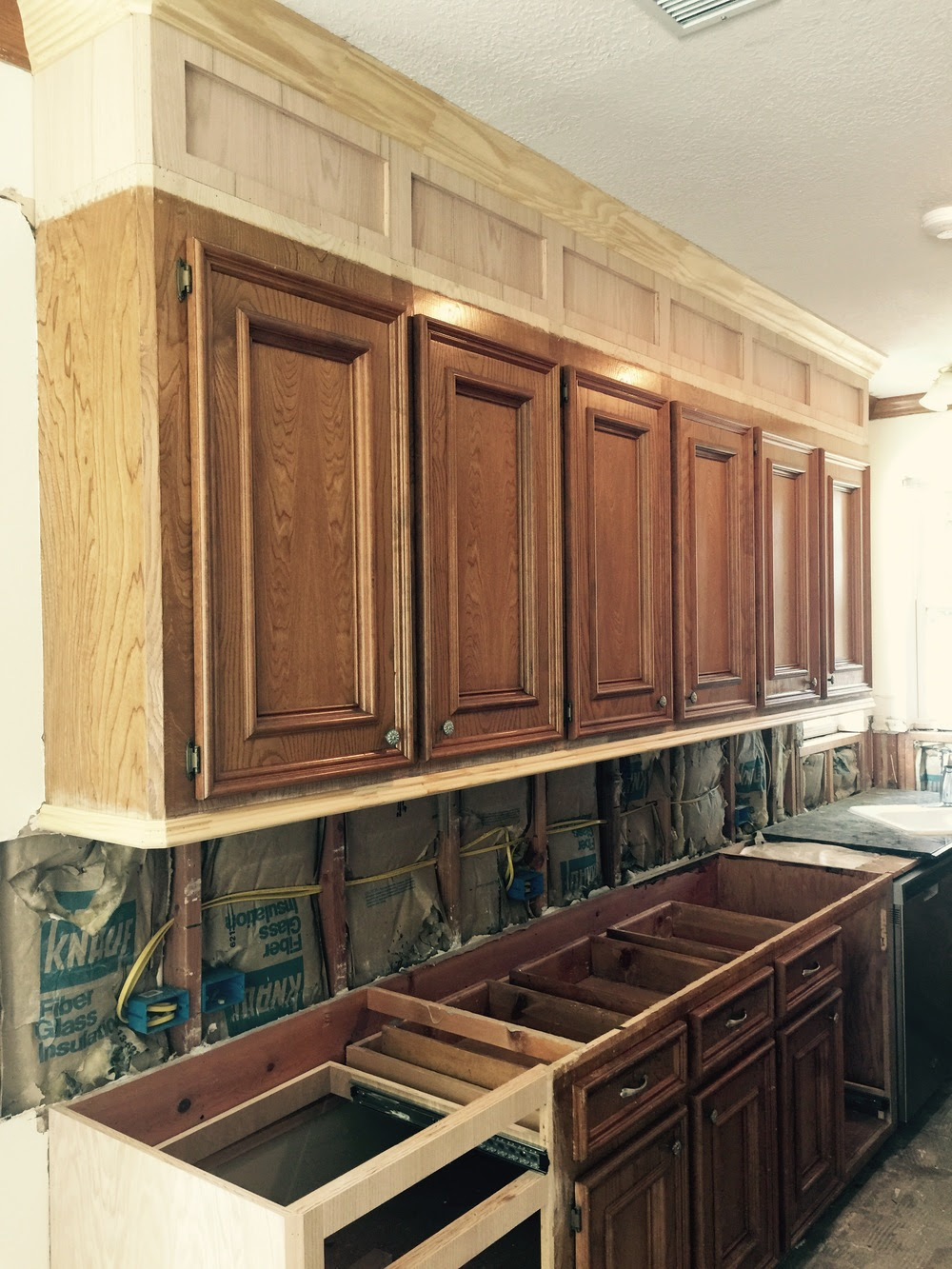 How To Make Ugly Cabinets Look Great! — DESIGNED