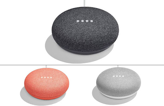 Here is the Google Home Mini, the Smaller $49 Google Home | Droid Life