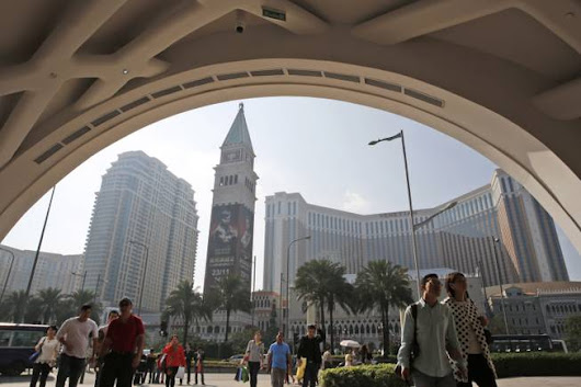 Casino city Macau in flux as China squeezes high rollers