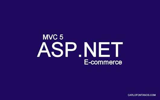 ASP.NET MVC E-commerce