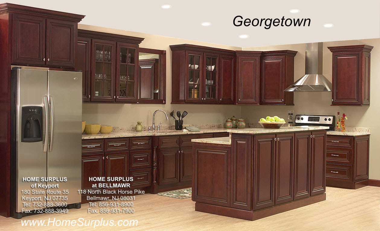 Georgetown Cabinets: Home Surplus