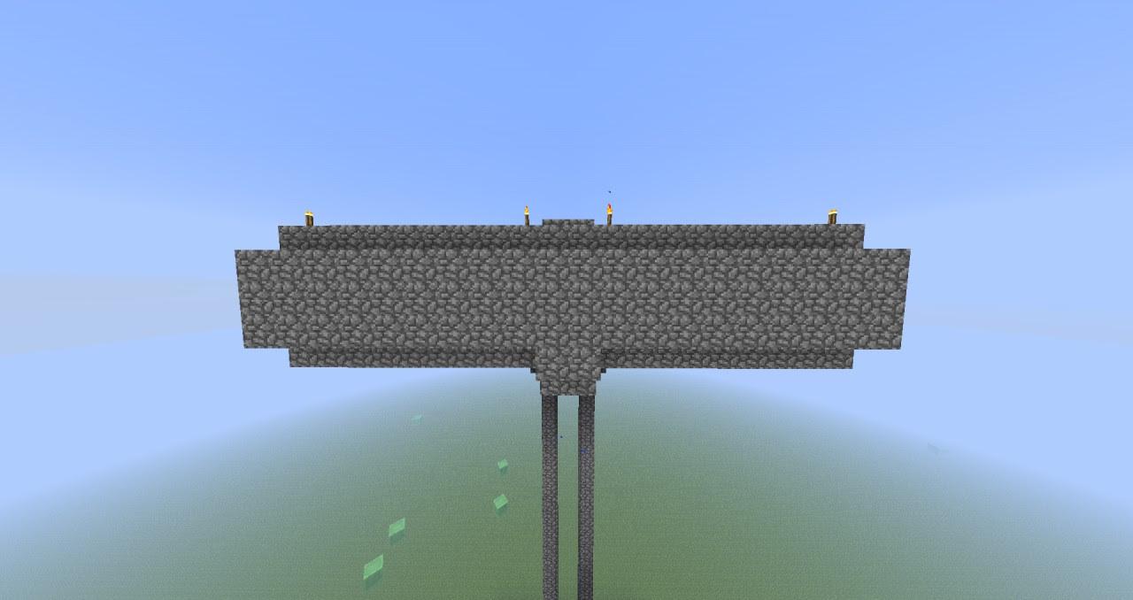 Minecraft - Mob Drop Farm 1.2.5 Minecraft Project
