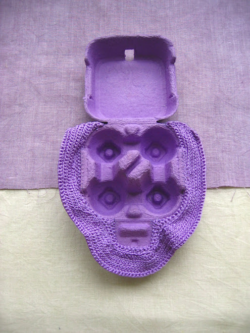 Purple Eggbox from Norway