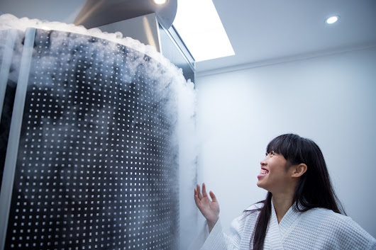 I Tried Cryotherapy to Cope with My Global Warming Anxiety - Broadly