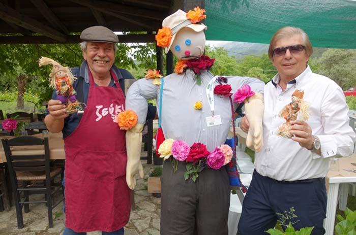 Άρτα: Tο αδιαχώρητο στη Γιορτή Παραδοσιακών Σπόρων στο «Ζεύκι»