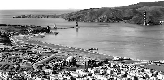 83 years ago today, construction started on the Golden Gate Bridge